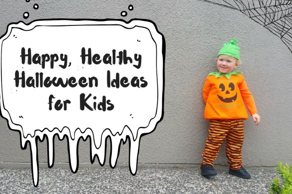 New Zealand's Top Mummy Blogger Parenting Travel Blog Family Healthy Halloween Ideas