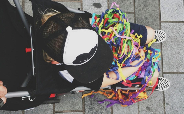 New Zealand's Top Mummy Blogger Parenting Travel Blog Family Summer mum Santa Parade