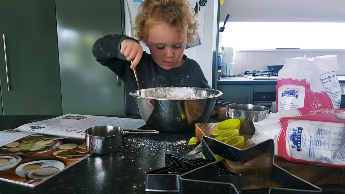 New Zealand's Top Mummy Blogger Parenting Travel Blog Family Shortbread Recipe