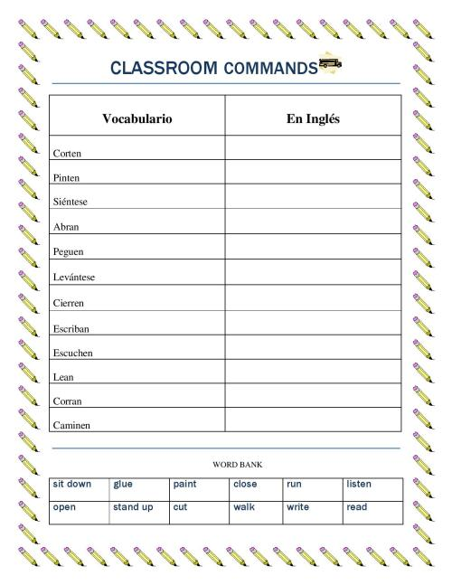 small resolution of classroom commands – The Best of Teacher Entrepreneurs Marketing Cooperative