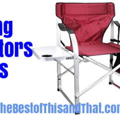 Best Folding Chair Leather Images Directors With Side Table Reviews 2019