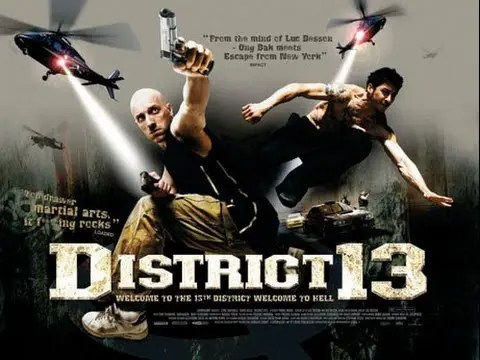 district b13 parkour movies