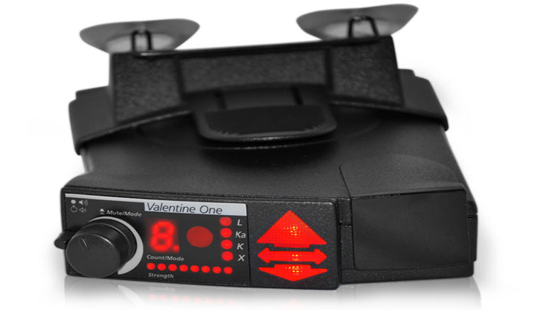 Valentine One Radar Detector Review Best Radar Detectors