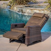 Best Value Outdoor Wicker Recliners