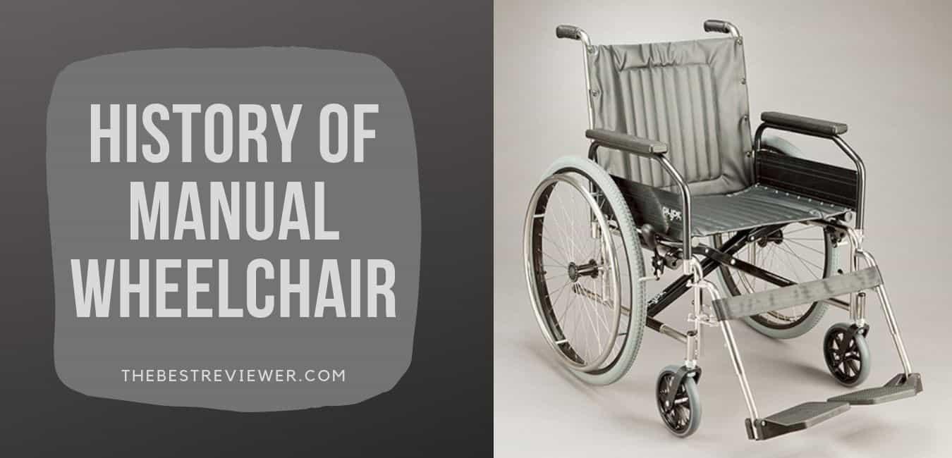 history of manual wheelchair