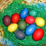 How To Dyeing Of Eggs