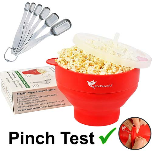 Top 10 Best Microwave Popcorn Poppers in 2020 Reviews ...