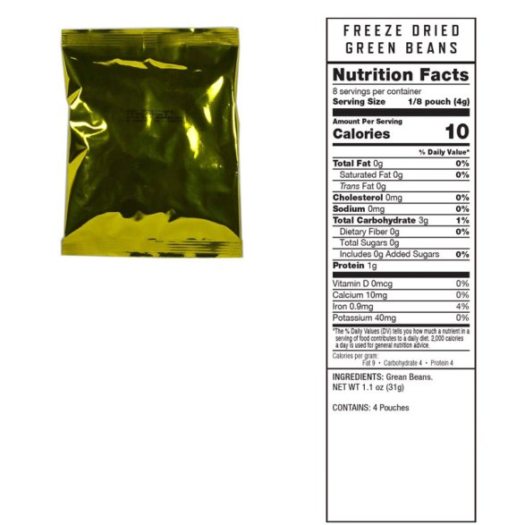 Green-Beans-Ready-wise-120-Serving-Best-Freeze-Dried-Vegetables-Bucket-for-sale-Long-term-Food-Storage