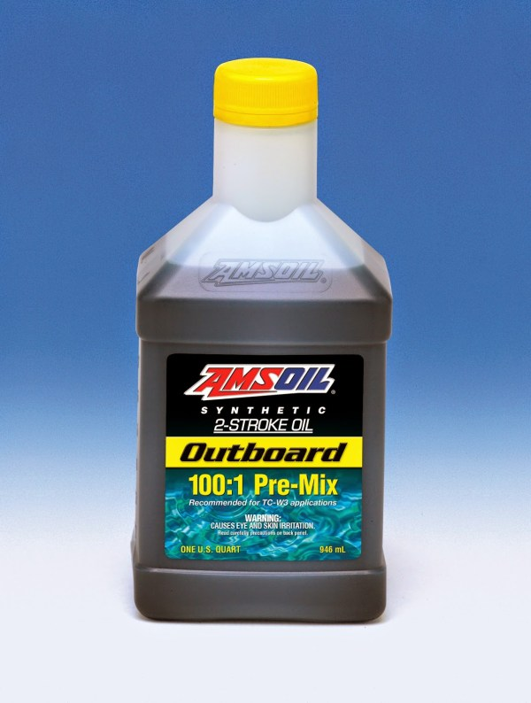 Synthetic 2 Stroke Oil -packaged