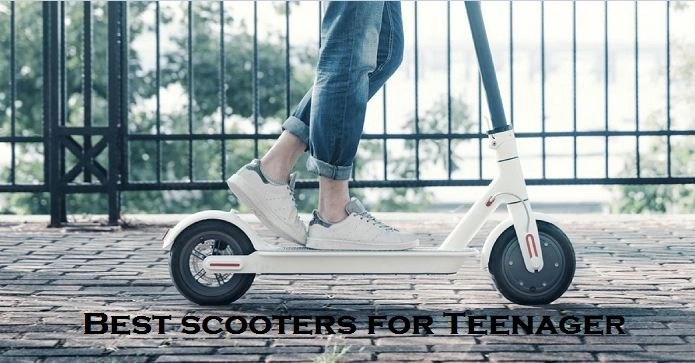 Best scooters for teenager