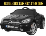 What are the best electric cars for 13 year olds?