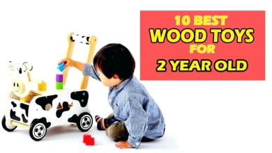 wood toys for 2 year old