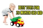 What are some best toys for 20 month old kid? You need to know