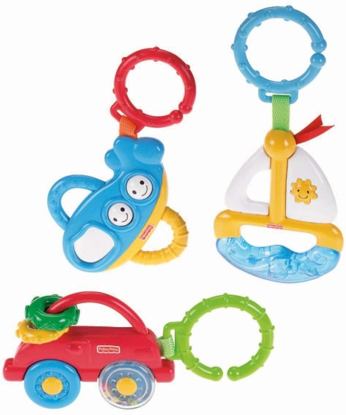 Fisher Price On the Go Gift Set