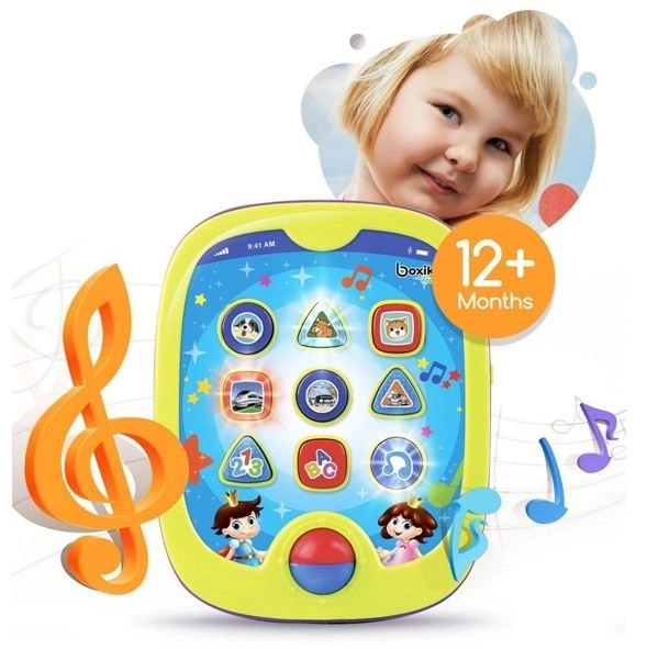 Toy tablets for toddlers