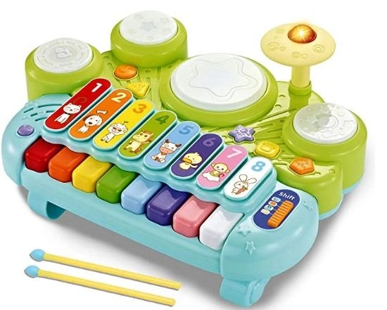 baby musical instruments 6 months