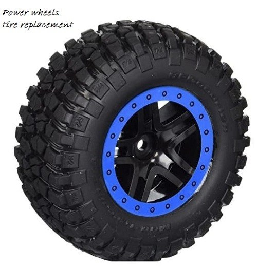 power wheels tire replacement