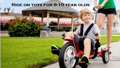 ride on toys for 8-10 year olds