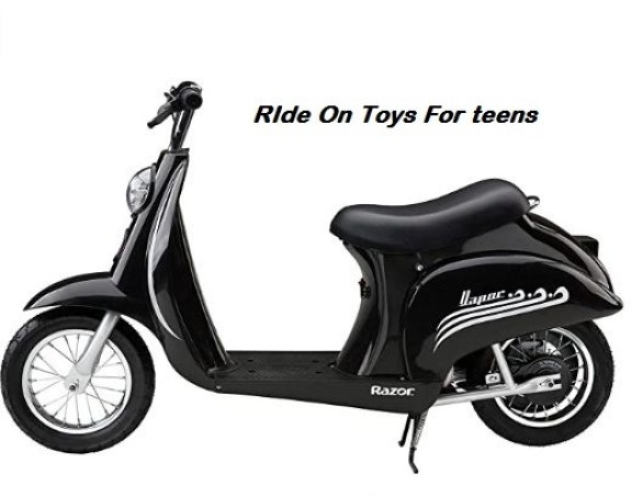 ride-on toys for teens
