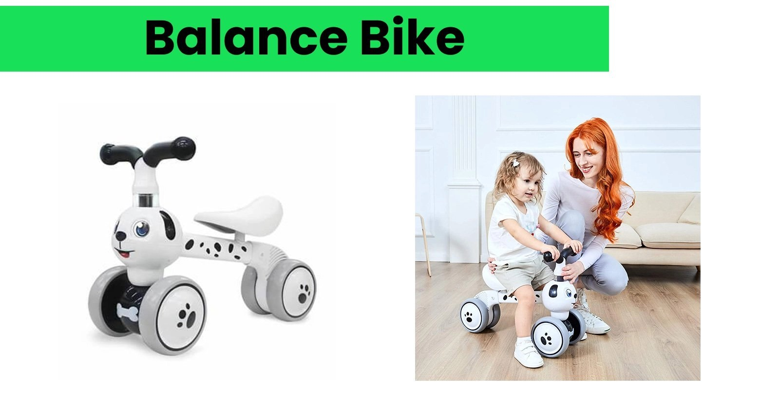 Baby Balance Bike Product Review