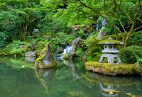 Portland Japanese Garden is a Place of Tranquility