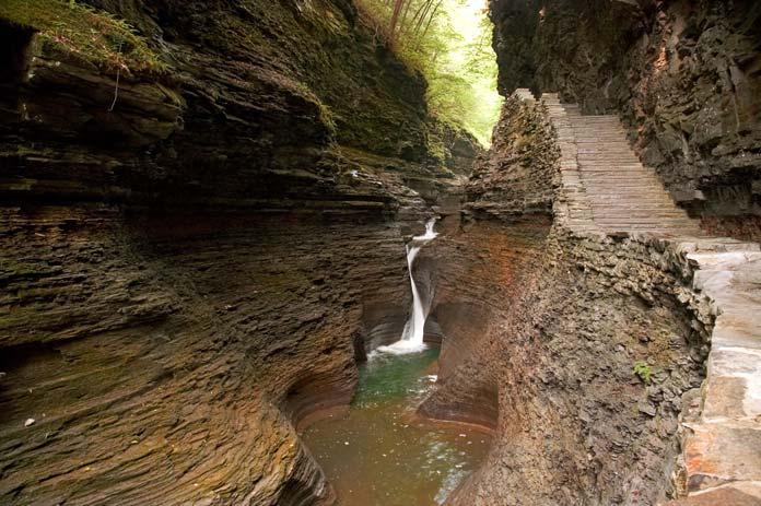 Watkins Glen State Park Leaves Visitors Spellbound
