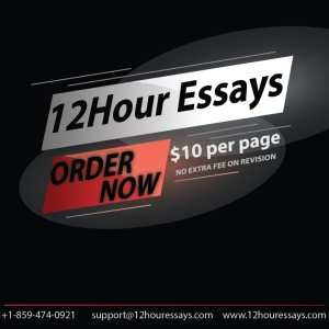For any assignment needs, log in to https://www.12houressays.com/order
