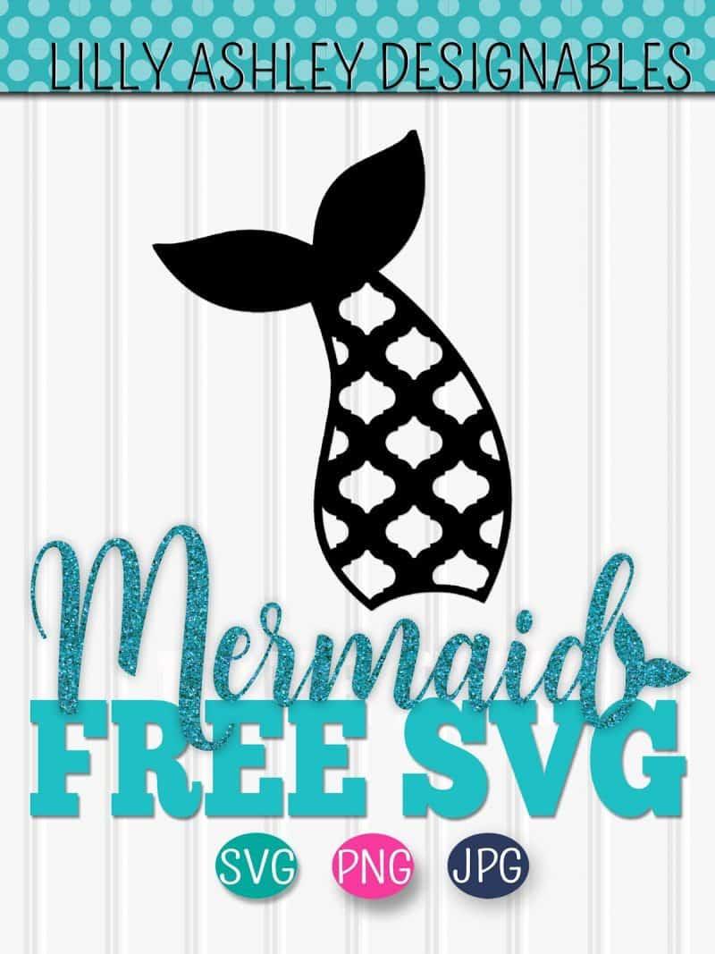 Free Mermaid Svg File : mermaid, Collection, Mermaid, Files