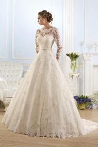 25 Long Sleeve Wedding Dresses You Will Fall in Love With ...