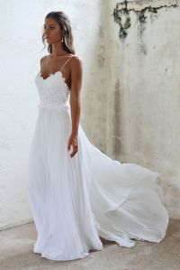 Tips on Choosing Beach Wedding Dresses for Destination ...