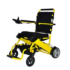 Yellow Wheelchair Where Can I Buy Folding Chairs Motorized Electric Intellichair