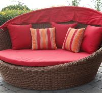Wooden Outdoor Daybed for Summer Pastime ...
