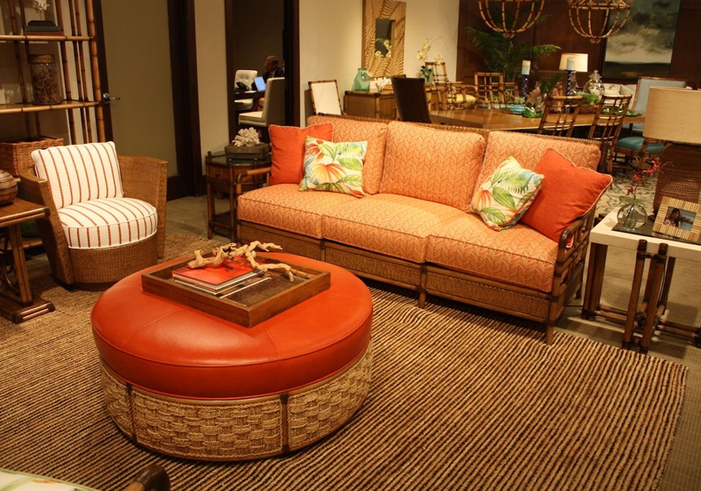 Outdoor Furniture Can Be Used Indoor