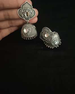 Traditional Jhumka design