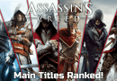 Assassin's Creed Games Ranked