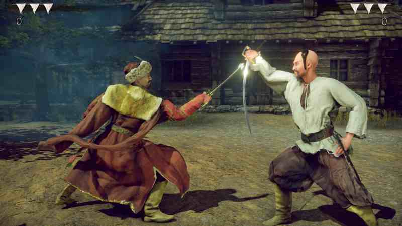 Hellish Quart Early Access Review - Sword combat featuring clashing of swords!
