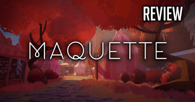 Maquette – A UNIQUE PUZZLE GAME? – Review
