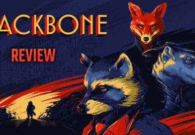Backbone Review – A NOIR DETECTIVE FEVER DREAM