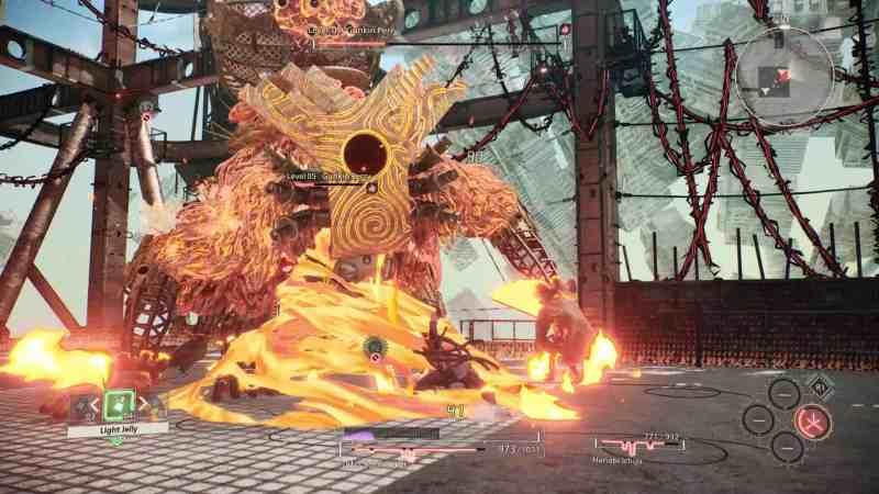 Scarlet Nexus Review - Allies Powers