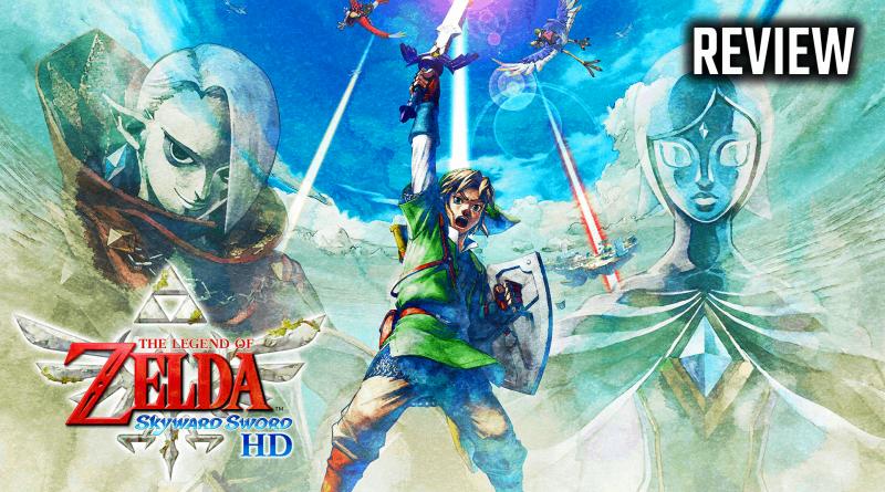 The Legend of Zelda: Skyward Sword HD Review – A SOARING STAR?