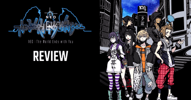 NEO The World Ends With You Review