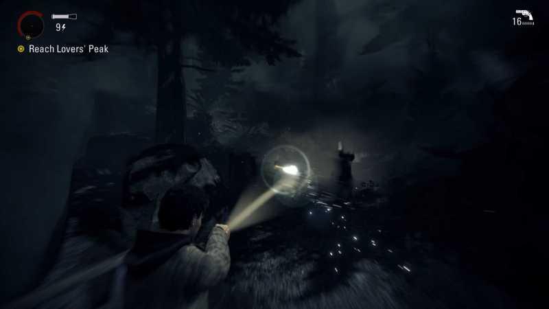 Alan Wake - Dispelling Darkness