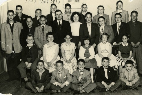 Glace Bay Hebrew Class