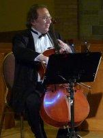 Shimon Walt, cellist