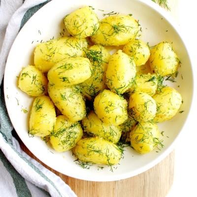 Polish Dill Potatoes – Paleo/Whole 30