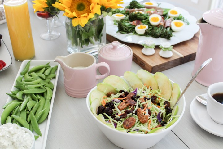 Healthy Mother's Day Brunch