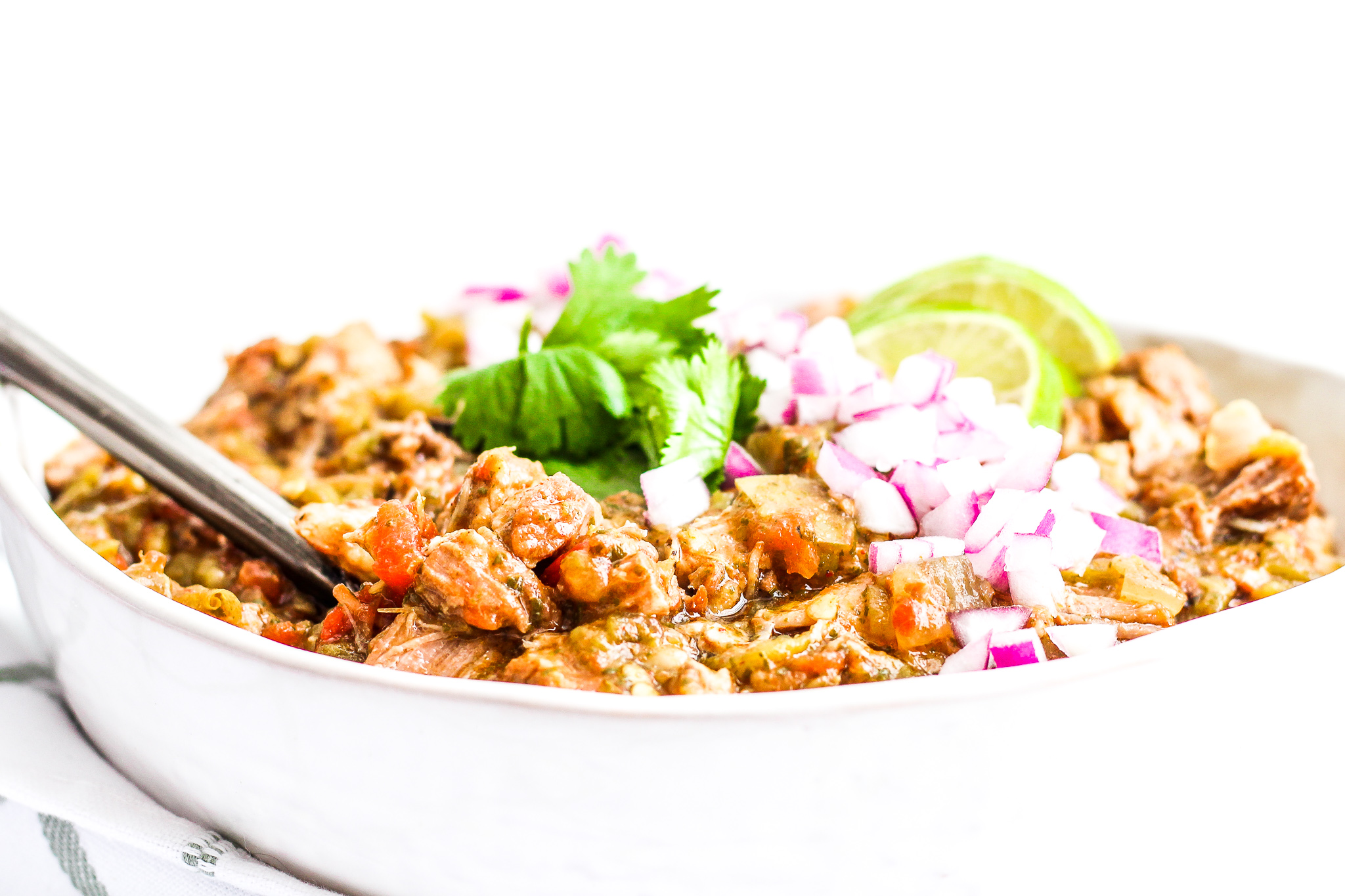 Instant Pot Pork Green Chili