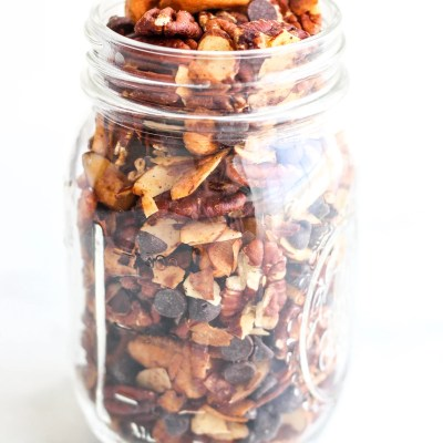 Sweet & Salty Keto Trail Mix