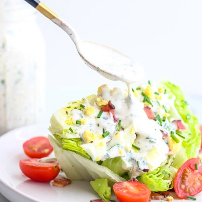 Whole30 + Keto Wedge Salad