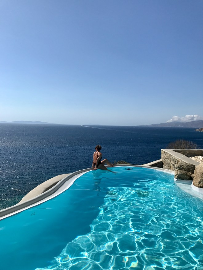 cavo tagoo mykonos hotel review luxury hotel Greece travel blog the better places